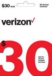 Verizon $30 Unlimited Plan
