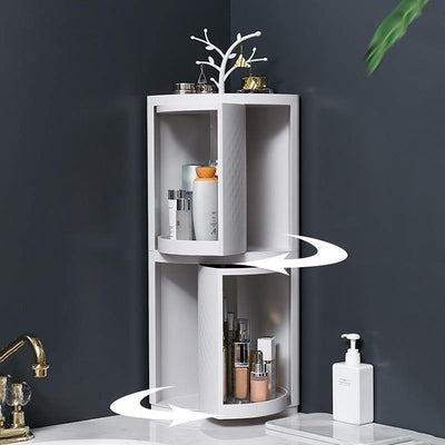 HAGA Shop Bathroom & Kitchen Storage Rack