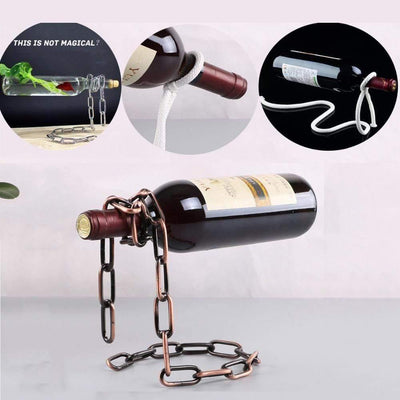 HAGA Shop Chain Bottle Holder
