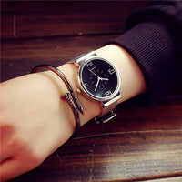 HAGA Shop Lover's Watches Quartz Watch Women Watches Ladies 2018 Female Clock Wrist Watch