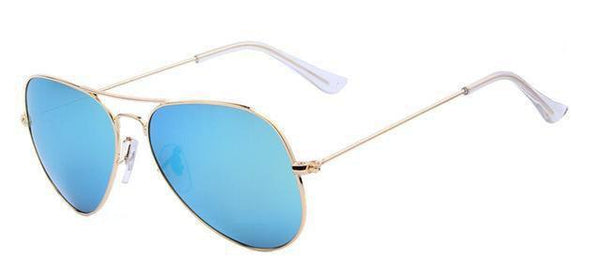 HAGA Shop Men's Sunglasses C01 Sky Blue Men Sunglasses Brand Polarized