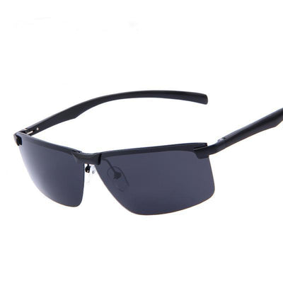 HAGA Shop Men's Sunglasses Men Polarized Night Vision Driving Sunglasses