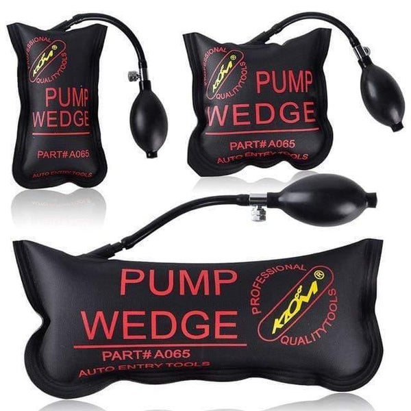 HAGA Shop Pump Wedge (3pcs/lot)