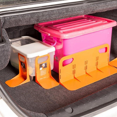 HAGA Shop Shake-Proof Trunk Stand