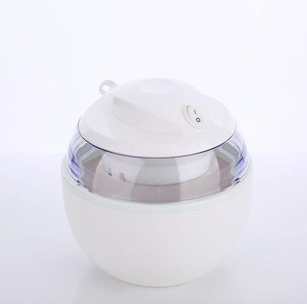 HAGA Shop White / 220V Ice Cream Maker
