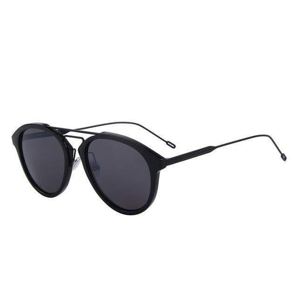 HAGA Shop Women's Sunglasses C01 Black Women Classic Sunglasses
