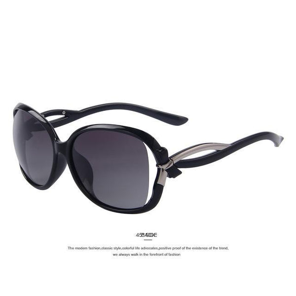 HAGA Shop Women's Sunglasses C01 Black Women Polarized Sunglasses High Quality Fashionated With 5 Color