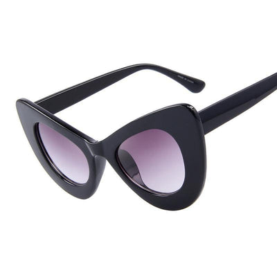 HAGA Shop Women's Sunglasses Women Retro Cat Eye Sunglasses