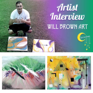 Will Brown - Artist Interview