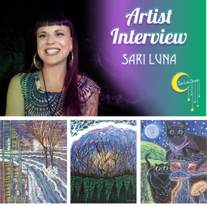 Sari Palmer - Artist Interview