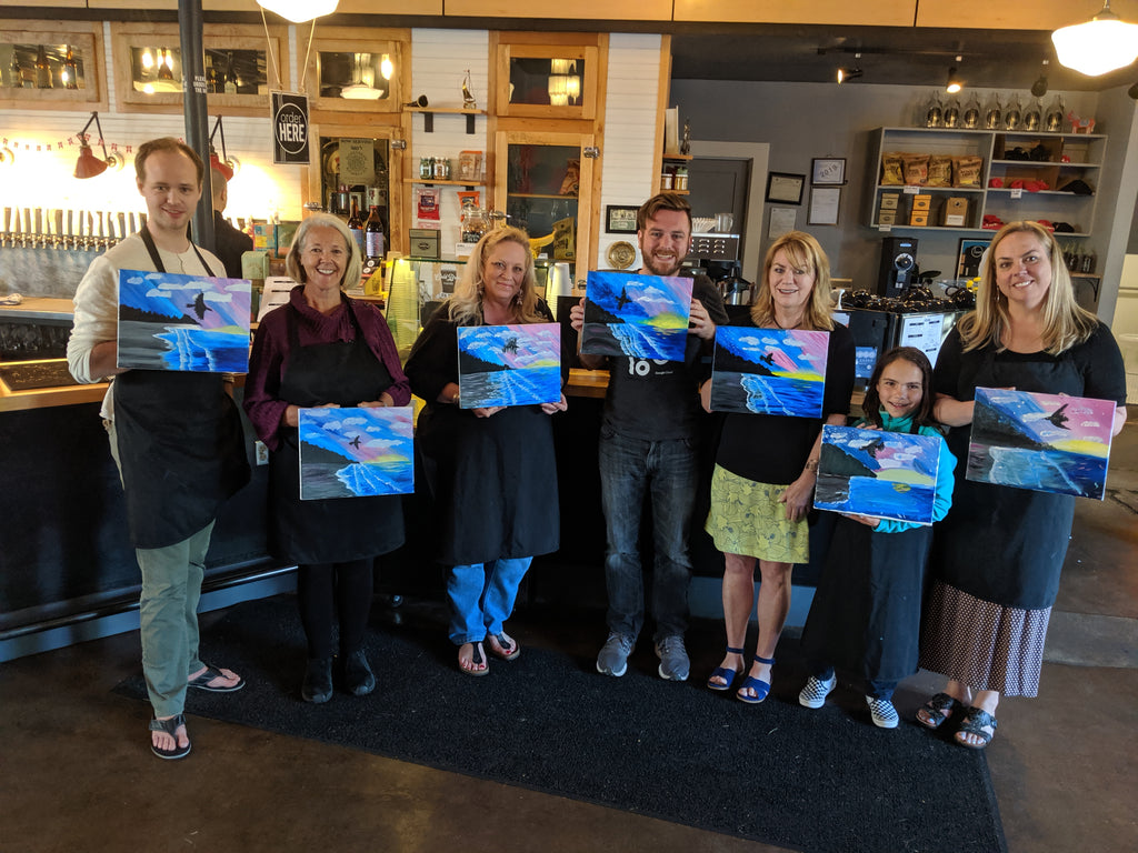 Mother's Day Creative Painting Workshop