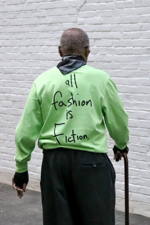 Fashion Neon Green