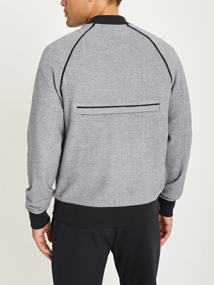Load image into Gallery viewer, The Fan Jacket - Grey