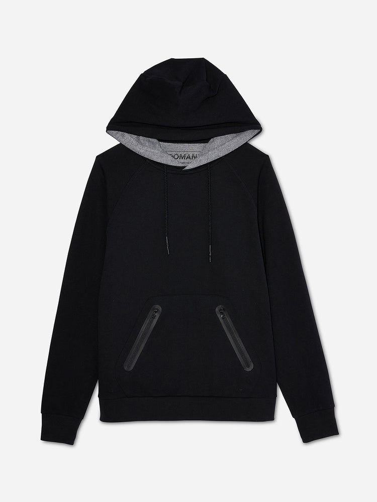 Load image into Gallery viewer, Dude Hoodie - Black