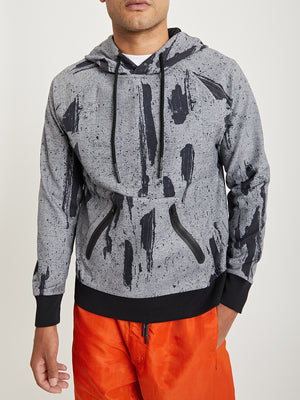 Load image into Gallery viewer, Dude Hoodie - Tread Camo