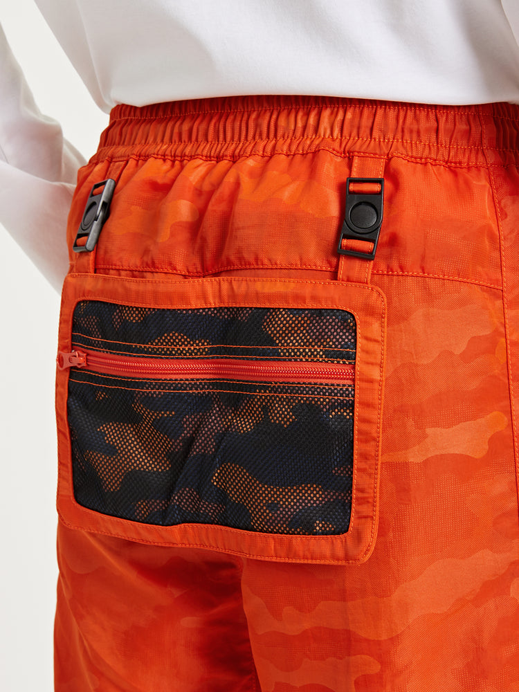 Swish Tech Jogger - Orange