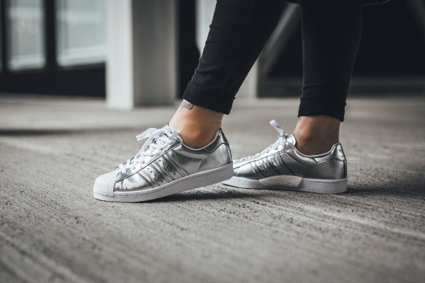 WOMEN'S ADIDAS SUPERSTAR BOOST SHOES