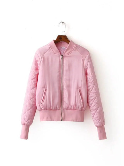 Women Bomber Jacket