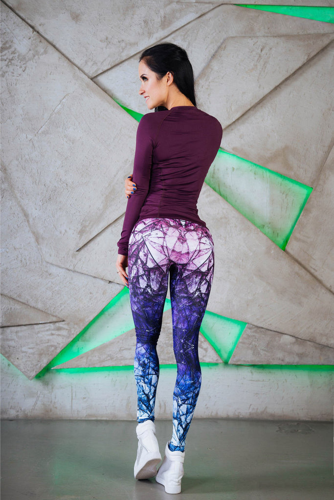 Fluorescent Leggings