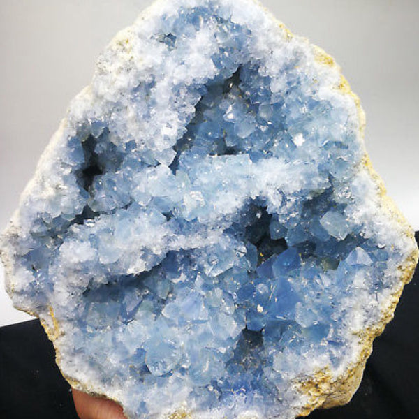 Massive 9.25 point Celestite specimen