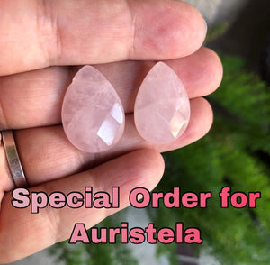 Special order for Auristela