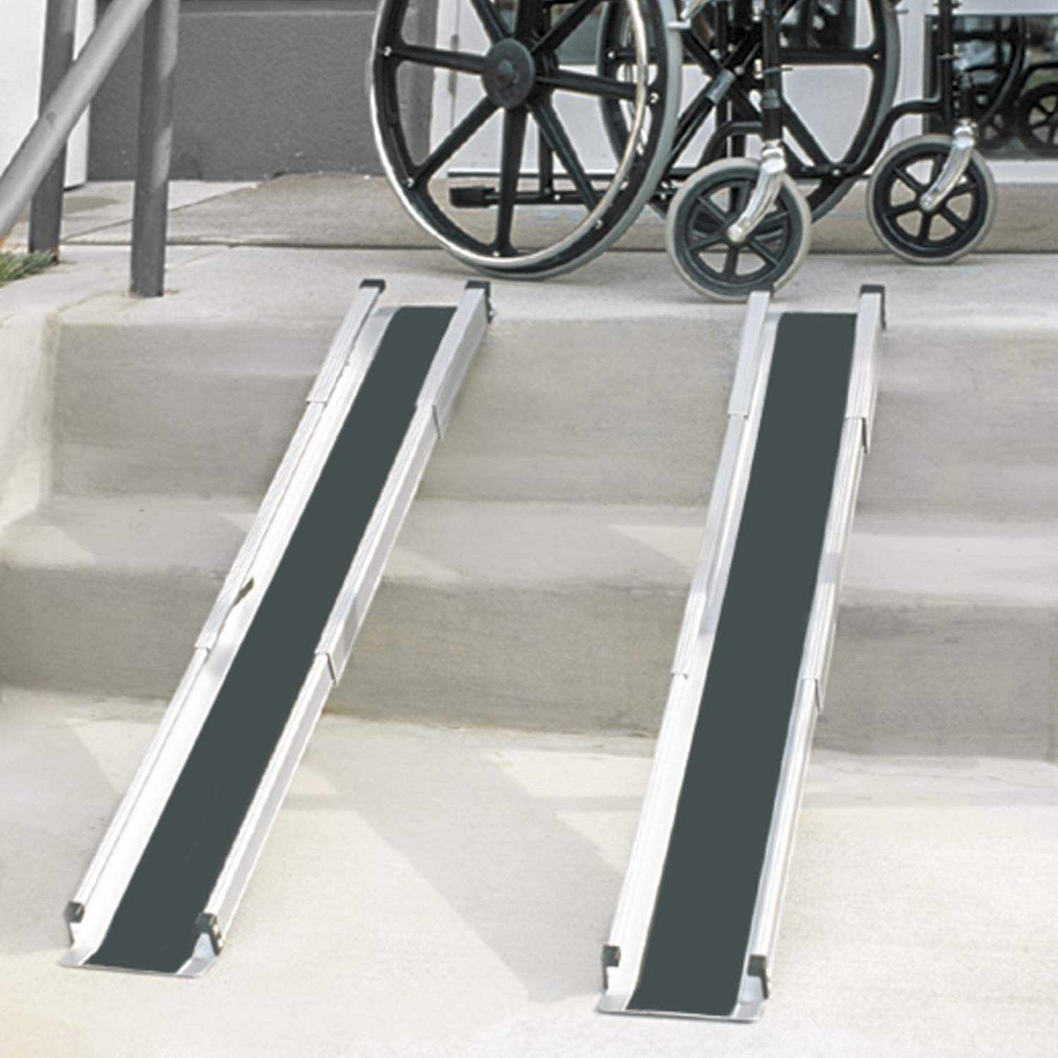 DMI Portable Wheelchair Ramp for Home