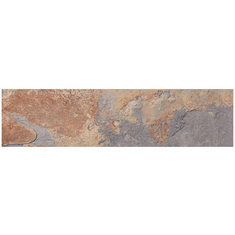 Tile, MARAZZI VitaElegante Ardesia 6 in. x 24 in. Porcelain Floor and Wall Tile (174 SQ FT)