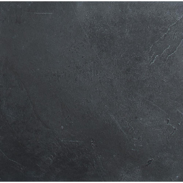 Tile, 18x36 Montauk Black Slate floor and wall tile (495 sq ft)