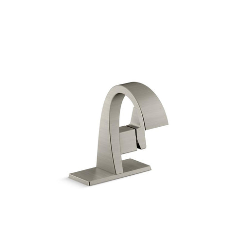 Faucet, bathroom, Katun Single Hole Single Handle in Vibrant Brushed Nickel