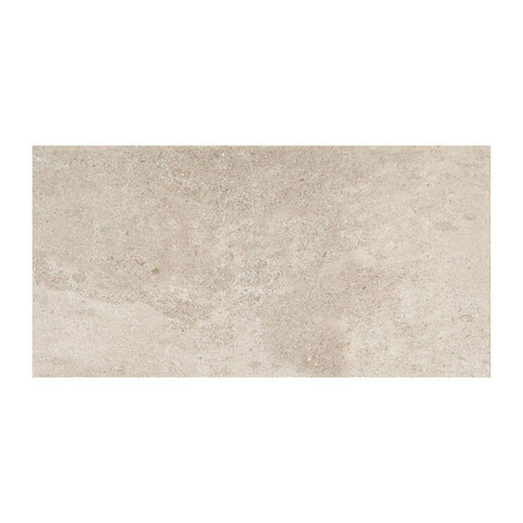 Tile, wall and floor, MARAZZI Authentica Fog 12 in. x 24 in. Glazed Porcelain (15.60 sq. ft. / case)