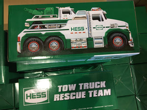 "Toys for Tots - Case of Hess 10"" Toy Rescue Trucks"