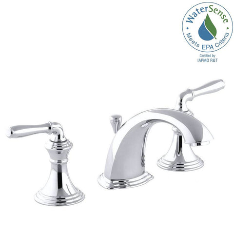 "Bathroom Faucet, Kohler, Devonshire 8"", Brushed Nickel"