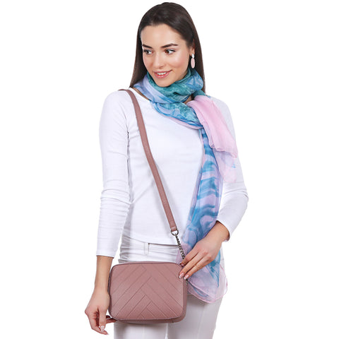 CrossBody Handbag Lilac