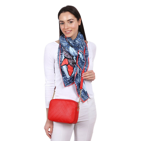 CrossBody Handbag Red