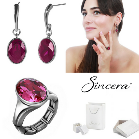 Jewelry Set by Sincera