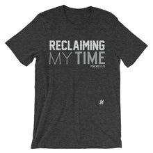 "LIMITED EDITION - ""Reclaiming my time"" Unisex short sleeve t-shirt"