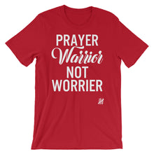 """Prayer Warrior"" Unisex short sleeve t-shirt"