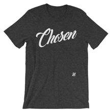 """Chosen"" Unisex short sleeve t-shirt"