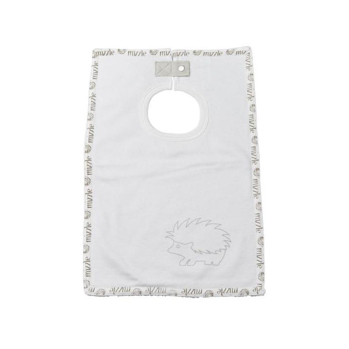 Busy Baby Bib - Henley Hedgehog | Mizzle Baby & Children's Clothing