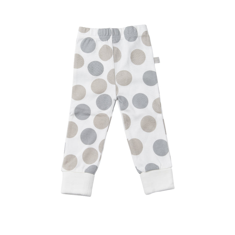 Cuffed Pants - Polkadot