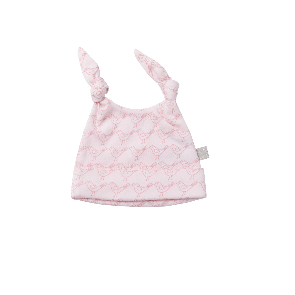 Double Knotted Hat - Bella Bird | Mizzle Baby & Children's Clothing