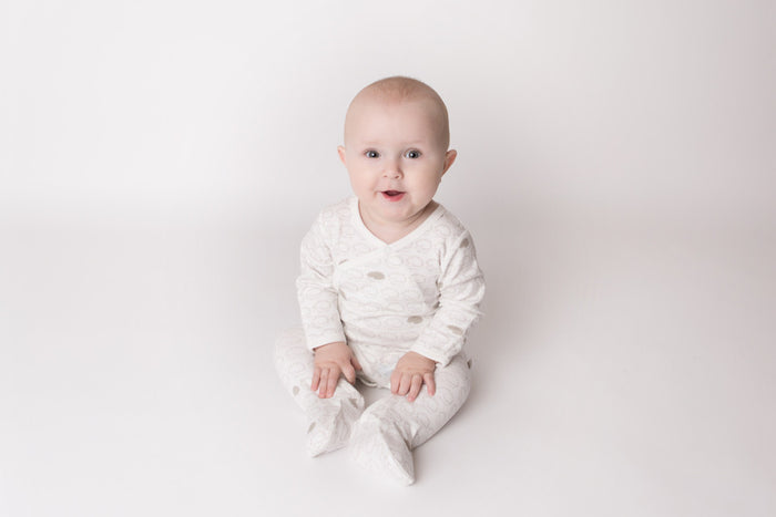 Coverall Romper - Henley Hedgehog | Mizzle Baby & Children's Clothing