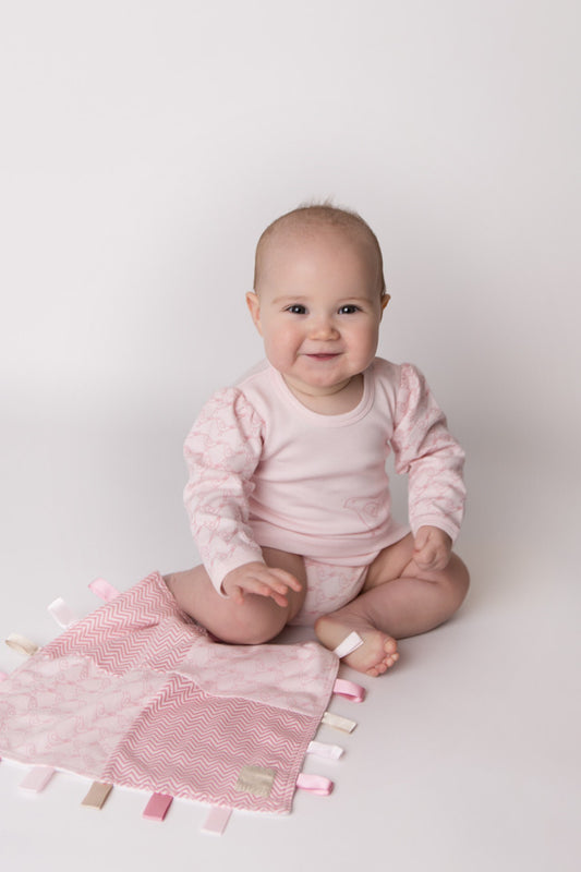 Bella Dress with built in nappy cover | Mizzle Baby & Children's Clothing