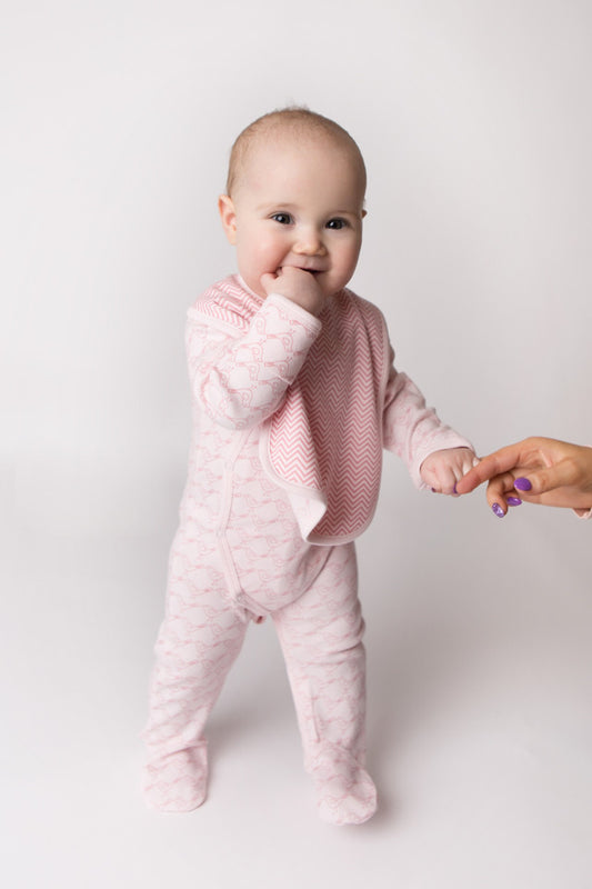 Coverall Romper - Bella Bird | Mizzle Baby & Children's Clothing