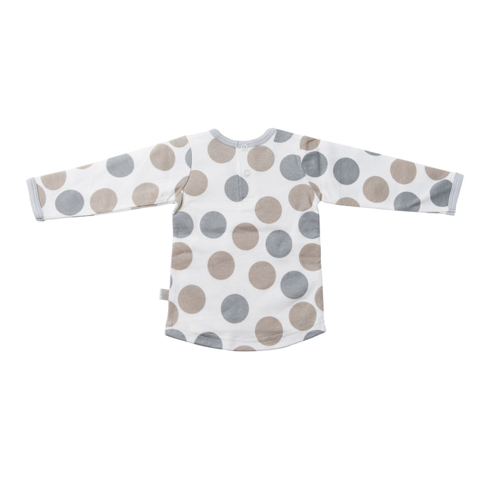 Long Sleeve T-Shirt - Henley Hedgehog | Mizzle Baby & Children's Clothing