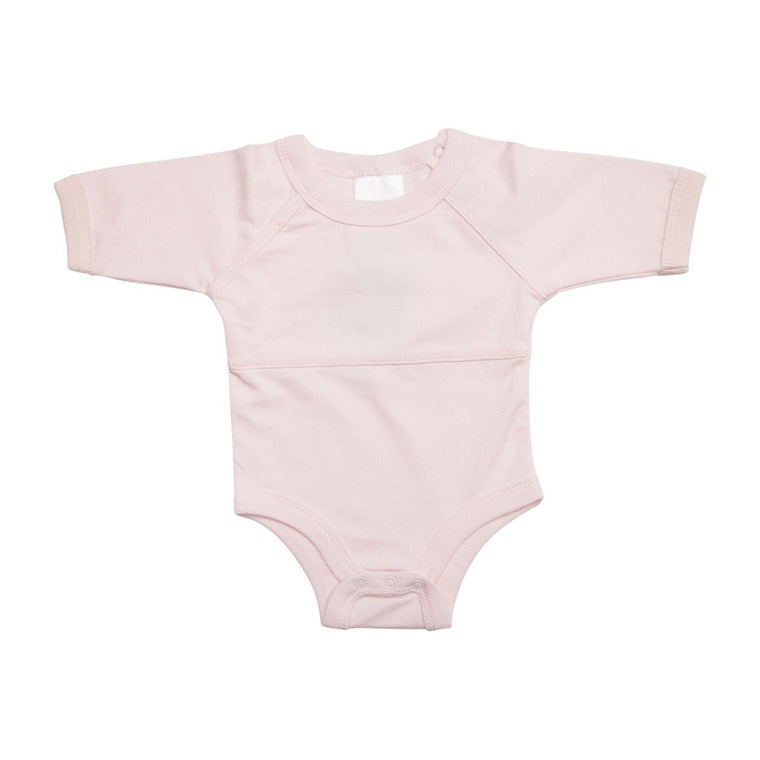 Onesie Long Sleeve - Soft Pink