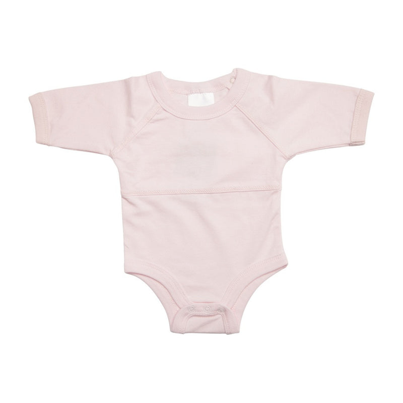 Onesie Long Sleeve - Soft Pink | Mizzle Baby & Children's Clothing