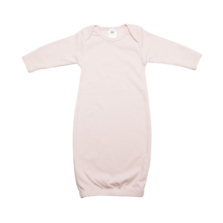 Newborn Nightie - Soft Pink