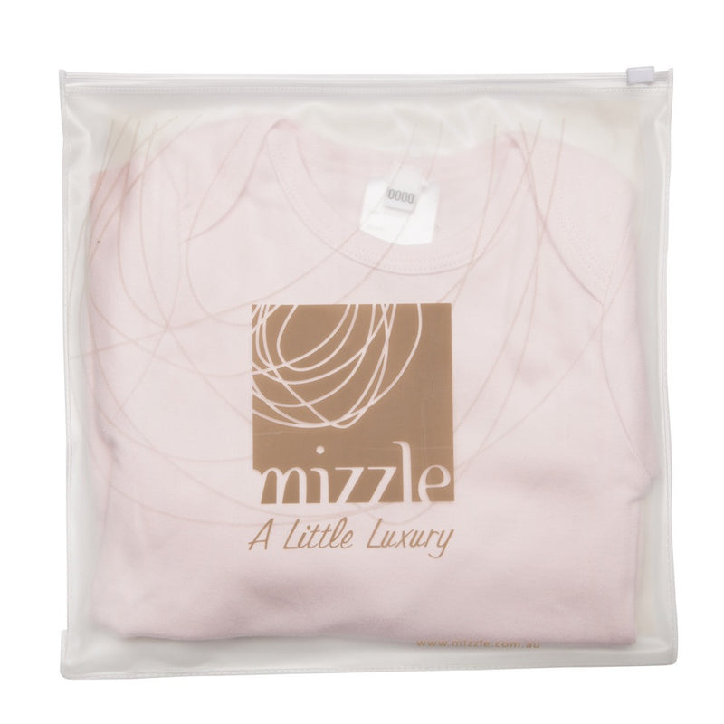 Newborn Nightie - Soft Pink | Mizzle Baby & Children's Clothing