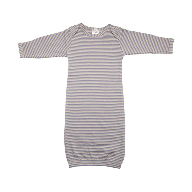 Large Nightie - Blue Stripes | Mizzle Baby & Children's Clothing